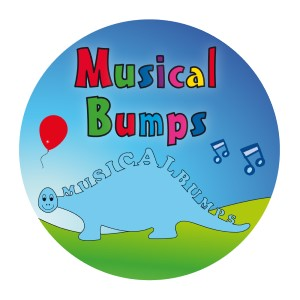 MUSICAL BUMPS logo image