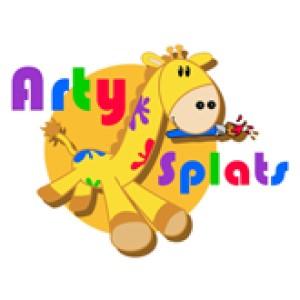 ARTY SPLATS logo image