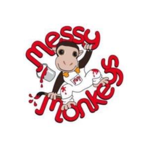 MESSY MONKEYS logo image