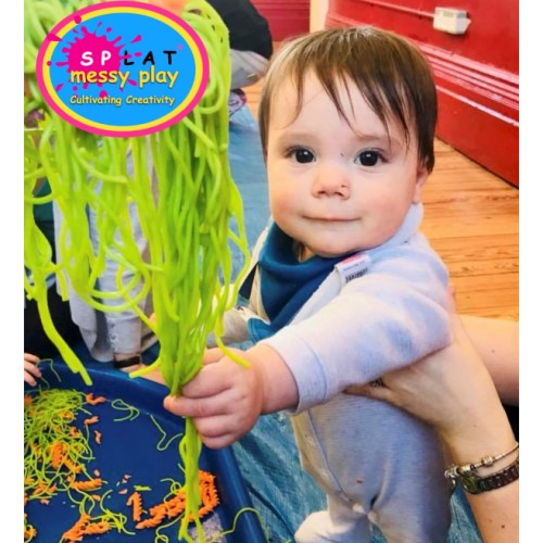 SPLAT MESSY PLAY side image