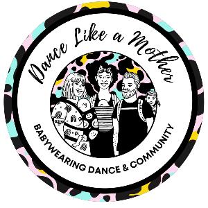 DANCE LIKE A MOTHER logo image