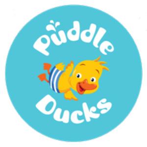 PUDDLE DUCKS logo image