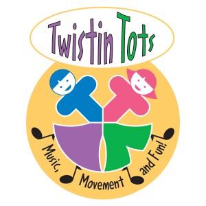 TWISTIN TOTS & TWISTIN TIKES logo image