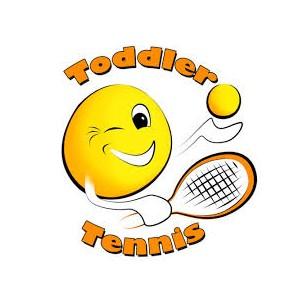 TODDLER TENNIS logo image