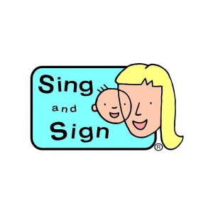 SING AND SIGN logo image