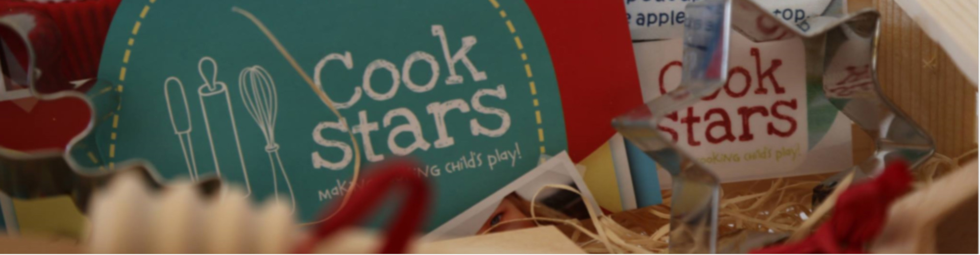 COOK STARS background image