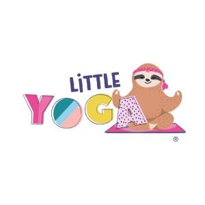 LITTLE YOGA logo image
