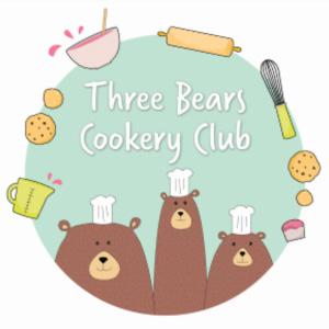THREE BEARS COOKERY CLUB logo image