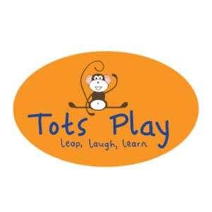 TOTS PLAY logo image