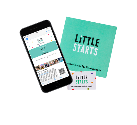 Little Starts gift card