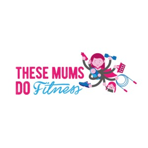 THESE MUMS DO FITNESS logo image